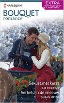 Bouquet Extra 324 - Gekust met kerst ; Verliefd in de sneeuw