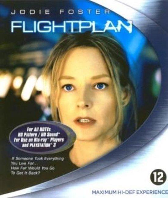 Cover van de film 'Flight Plan'