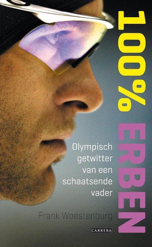 Cover van het boek '100% Erben' van E. Wennemars