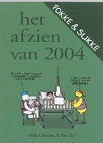 Boek cover Fokke & Sukke - Het afzien van... 2004 van John Reid