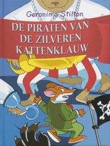 Boek cover Geronimo Stilton 3 - De piraten van de Zilveren Kattenklauw van Geronimo Stilton (Hardcover)
