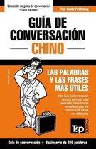 Guia de Conversacion Espanol-Chino y mini diccionario de 250 palabras