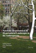 Naturally Hypernatural III: Hypernatural Landscapes in the Anthropocene