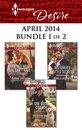 Harlequin Desire April 2014 - Bundle 1 of 2