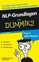 NLP-Grundlagen fur Dummies Das Pocketbuch