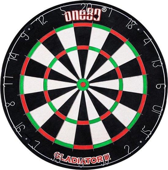 One 80 Gladiator 3 Professional Dartboard