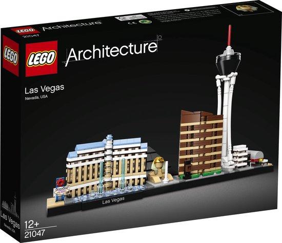 LEGO Architecture Las Vegas - 21047