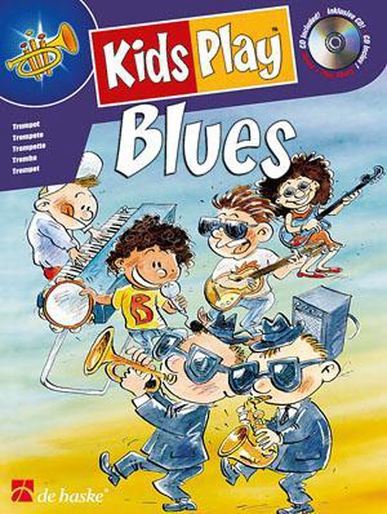 Kids Play Blues - J.J.P. Kastelein |