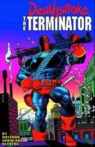 Omslag Deathstroke, The Terminator Vol. 1