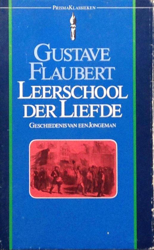 Leerschool der liefde - Geschiedenis van een Jongeman - Gustave Flaubert pdf epub