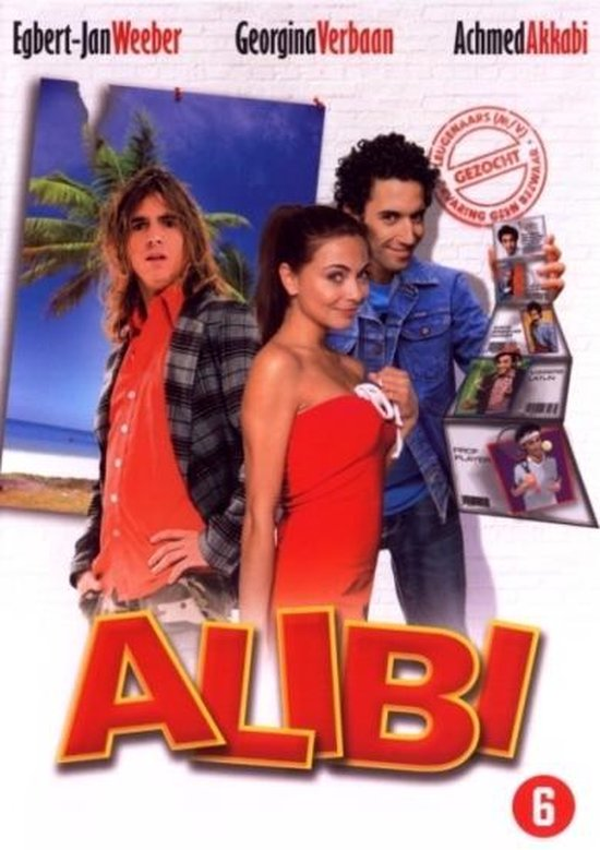 Cover van de film 'Alibi'