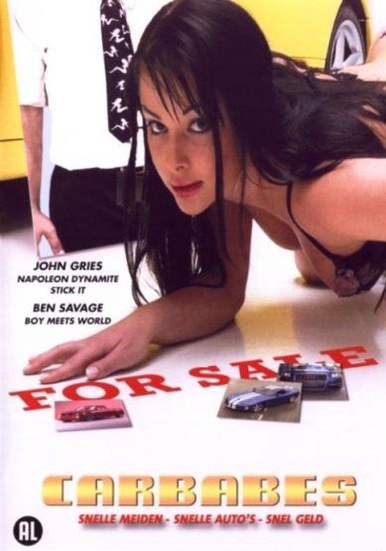 Cover van de film 'Carbabes'