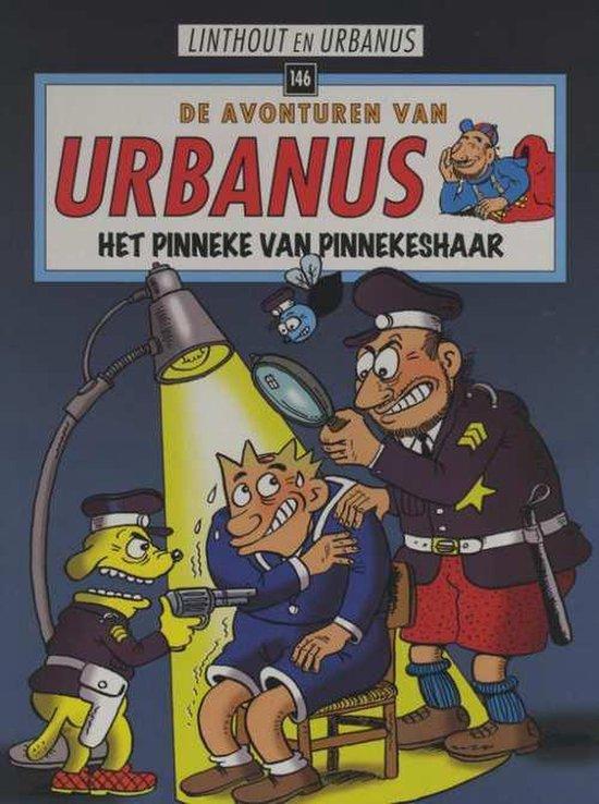 Urbanus 146 Het pinneke pinnekeshaar - Willy Linthout  