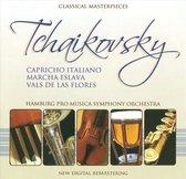 Tchaikovsky: Capricho Italiano; Marcha Eslava; Vals de las Flores