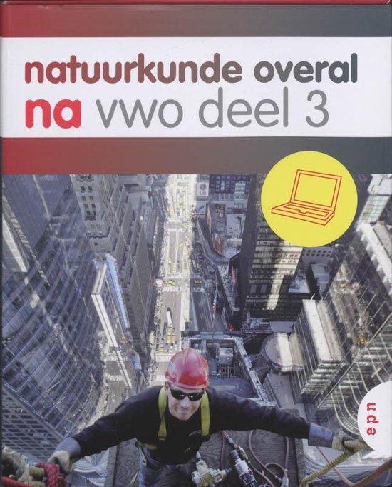 Natuurkunde Overal / Vwo deel 3 + website - P. Hogenbirk   Fthsonline.com