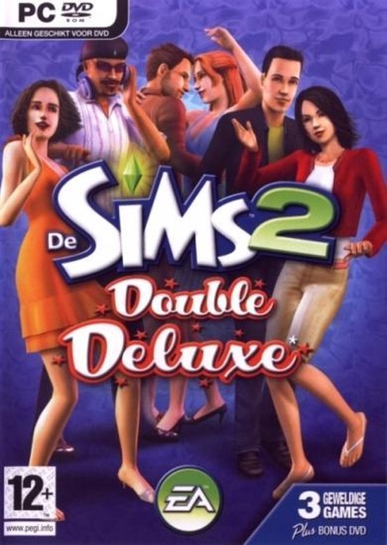The Sims 2: Double Deluxe – Engelse Editie – Windows