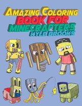 Amazing Coloring Book for Minecrafters