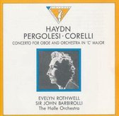 Haydn, Pergolesi, Corelli - Concerto for oboe and orchestra in C major