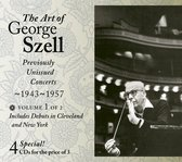 Art Of George Szell Vol. 1.