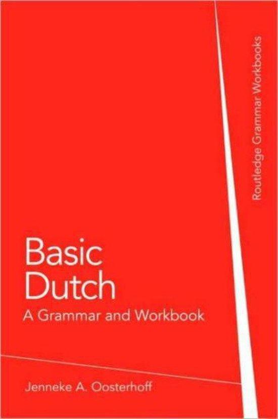 Boek cover Basic Dutch van Jenneke A. Oosterhoff (Paperback)