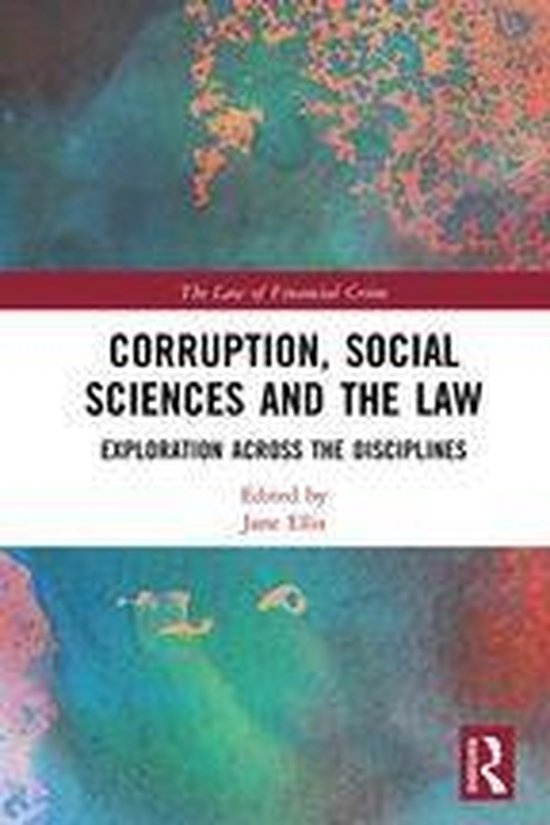 Corruption, Social Sciences and the Law