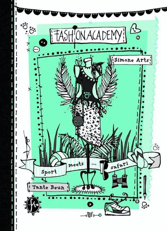 Fashion Academy 2 - Sport meets safari - Simone Arts |