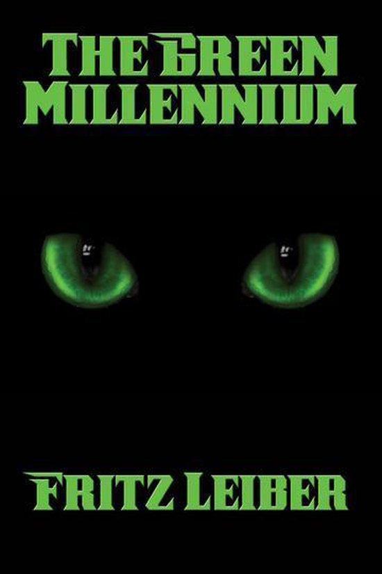 Boek cover The Green Millennium van Fritz Leiber (Onbekend)