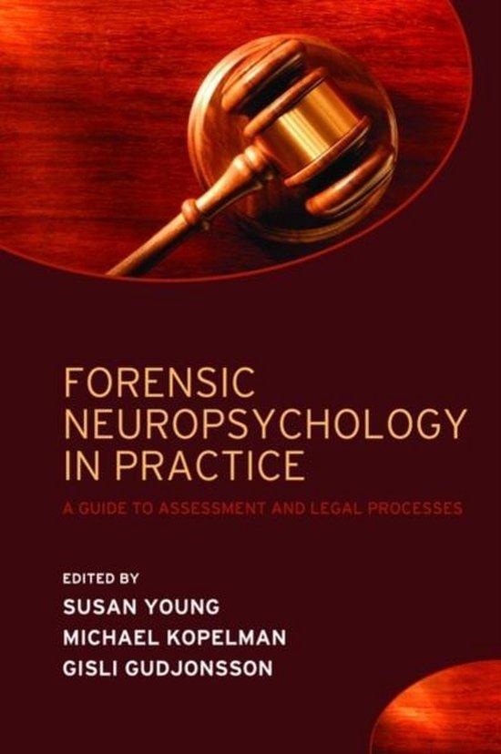 Boek cover Forensic Neuropsychology in Practice van Young Et Al (Paperback)
