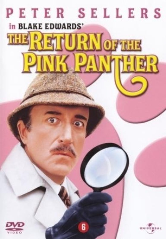 Return Of The Pink Panther (D)