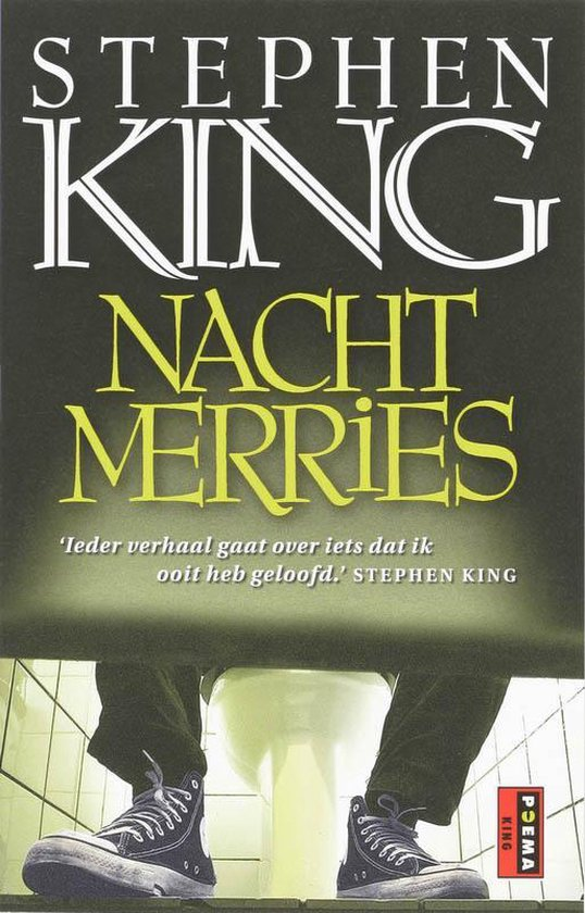 Nachtmerries - Stephen King |