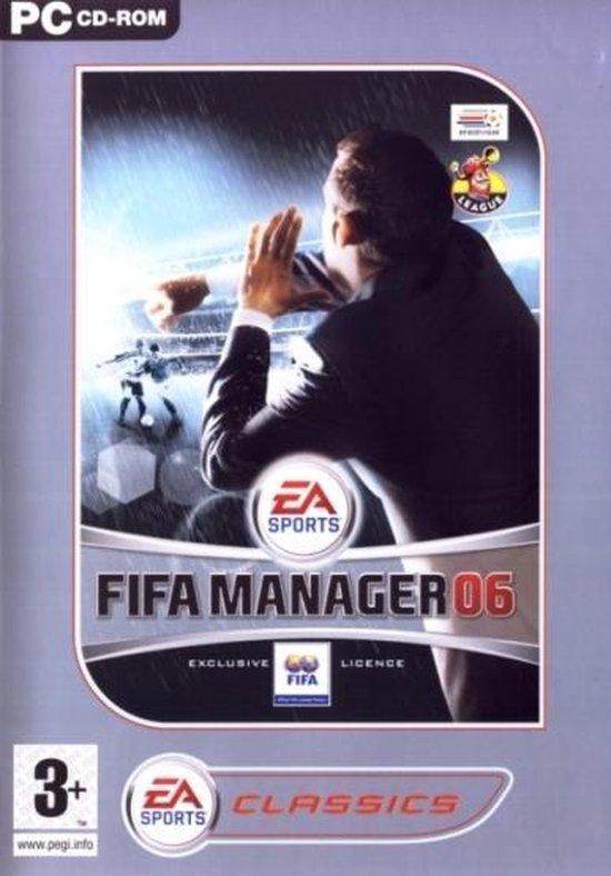 FIFA Football 2006 – Manager – Windows