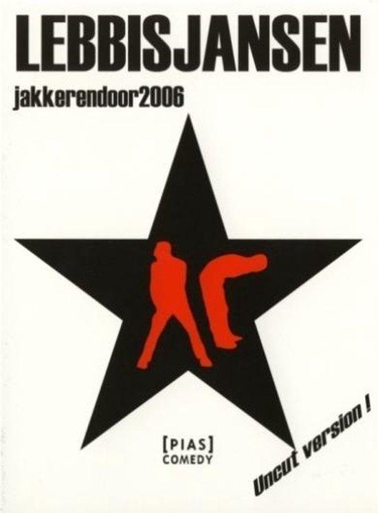 Cover van de film 'Lebbis & Jansen - Oudejaars 2006'