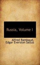 Boek cover Russia, Volume I van Alfred Rambaud
