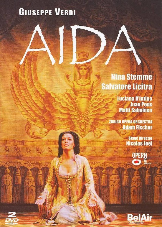 Cover van de film 'Aida'