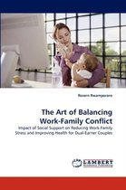 The Art of Balancing Work-Family Conflict