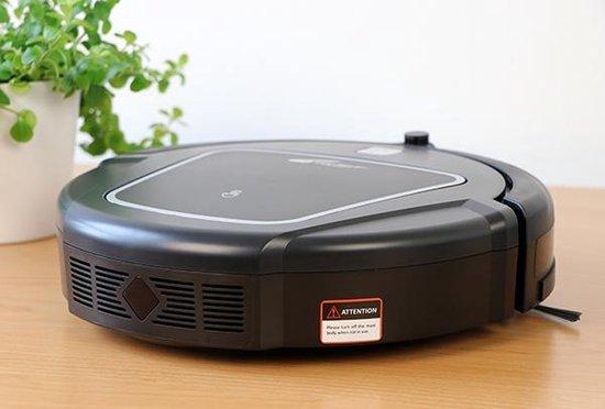 Zoef Robot Sien review van een stofzuiger robot | Review Eerst