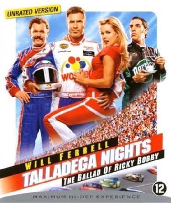 Cover van de film 'Talladega Nights - The Ballad Of Ricky Bobby'