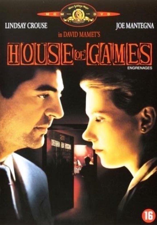 Cover van de film 'House Of Games'