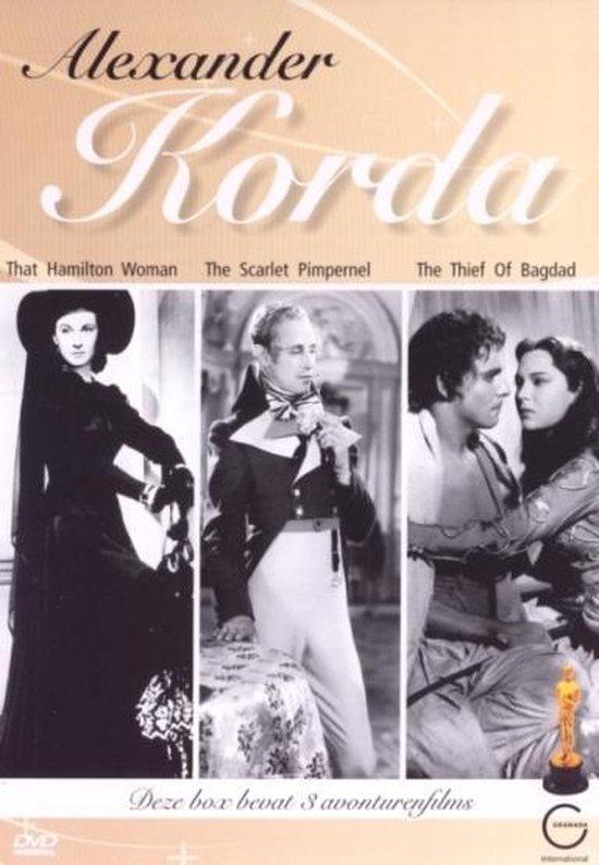 Cover van de film 'Alexander Korda Box'