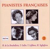 Pianistes Francaises Vol. Ii