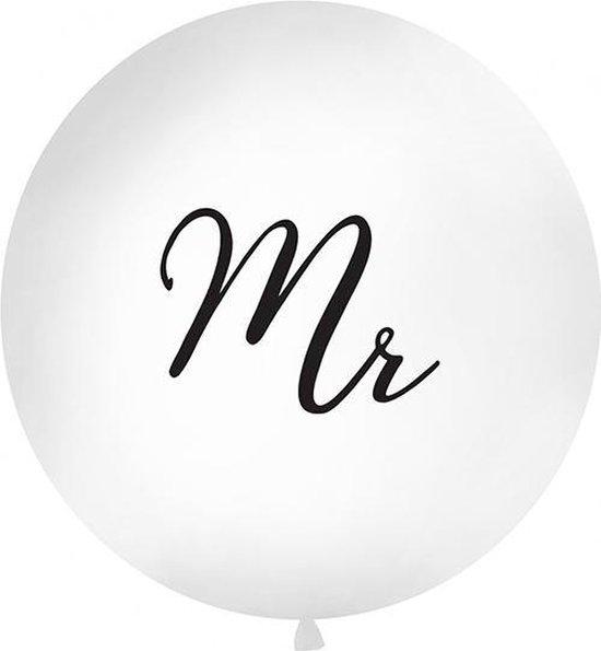 Reuze ballon 100 cm - MR.