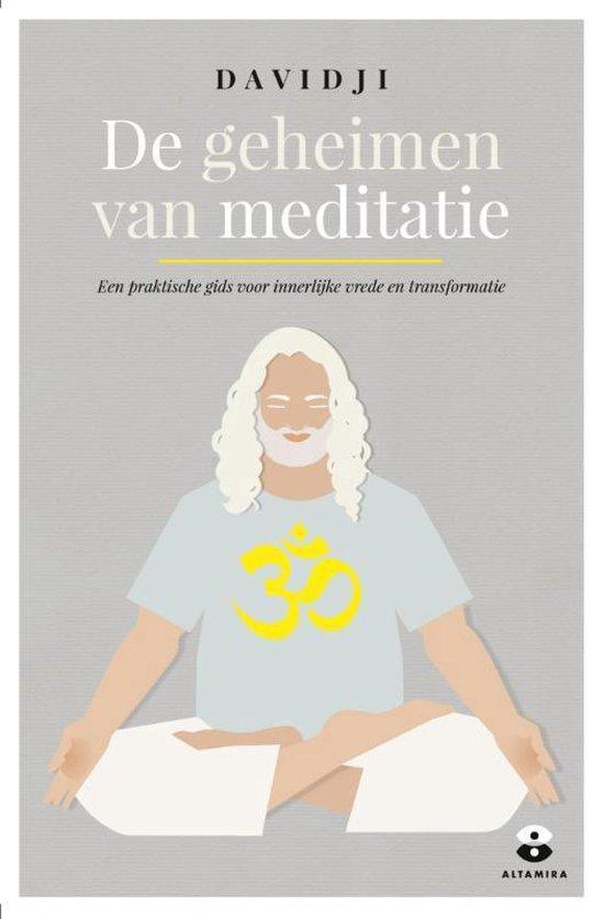 De geheimen van meditatie - Davidji |