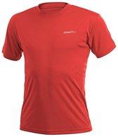 Craft Prime Shirt Heren - rood - maat L