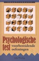 Boek cover Praktijkboek psychologische test van John Wiering