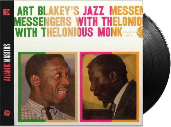 With Thelonious Monk -Hq- (LP)