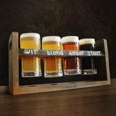 Beer tasting set - Bier proef set - Bierglazen