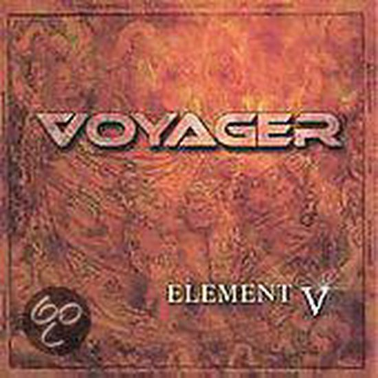 Charge of v element