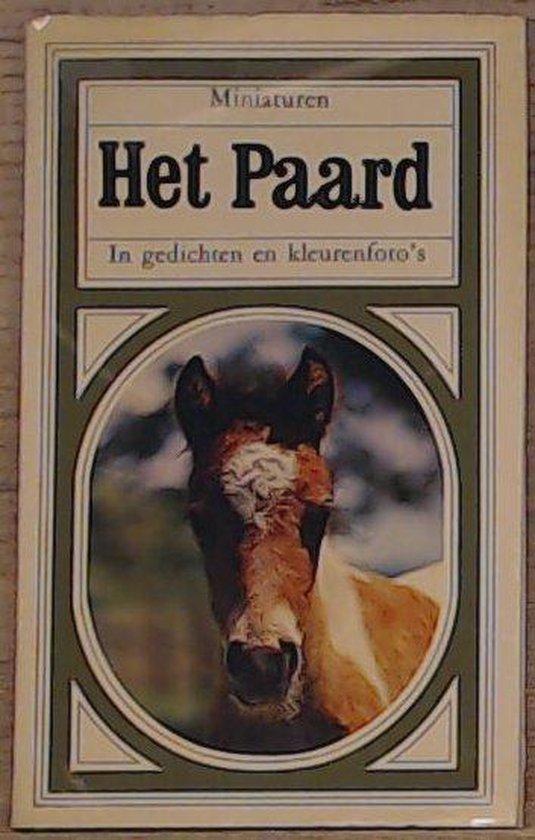 Het paard - W. van Drimmelen |