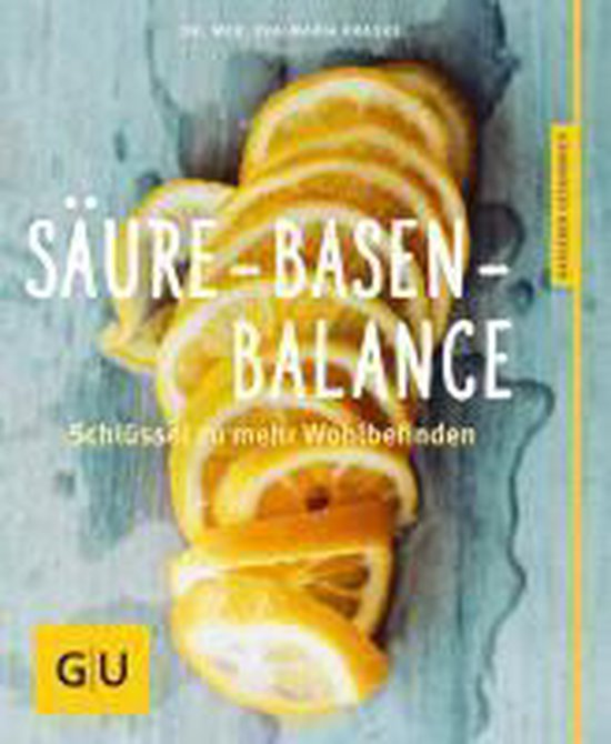 Boek cover Säure-Basen-Balance van Eva-Maria Kraske