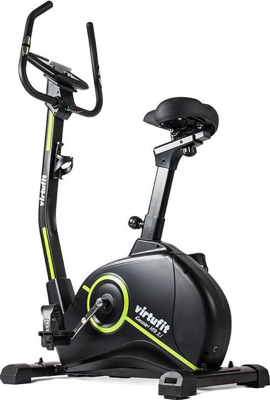 Hometrainer - VirtuFit iConsole HTR 2.1 - Ergometer - Fitness Fiets - Met Gratis Trainingsvideo's